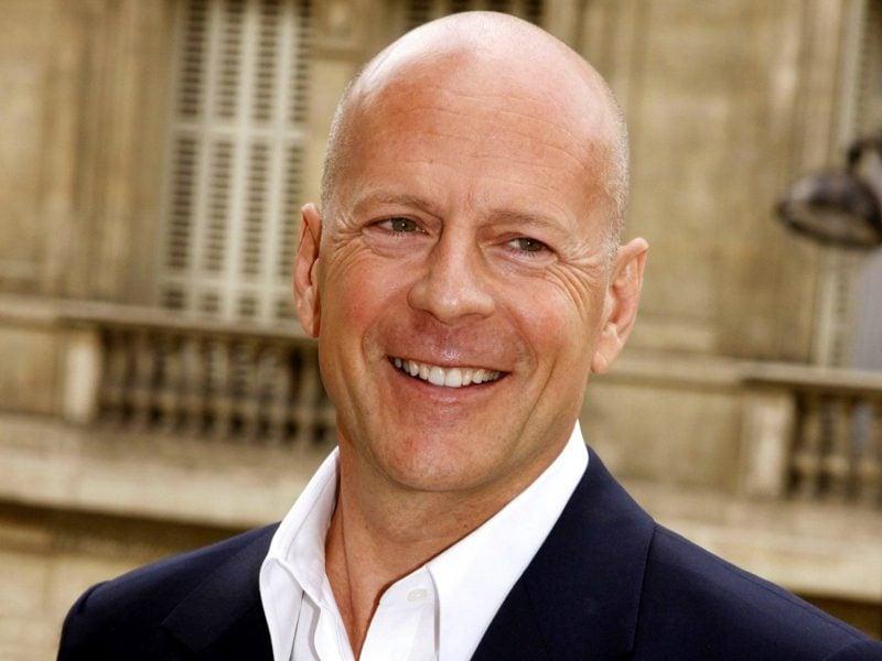 Männerfrisuren 2017 Bruce Willis