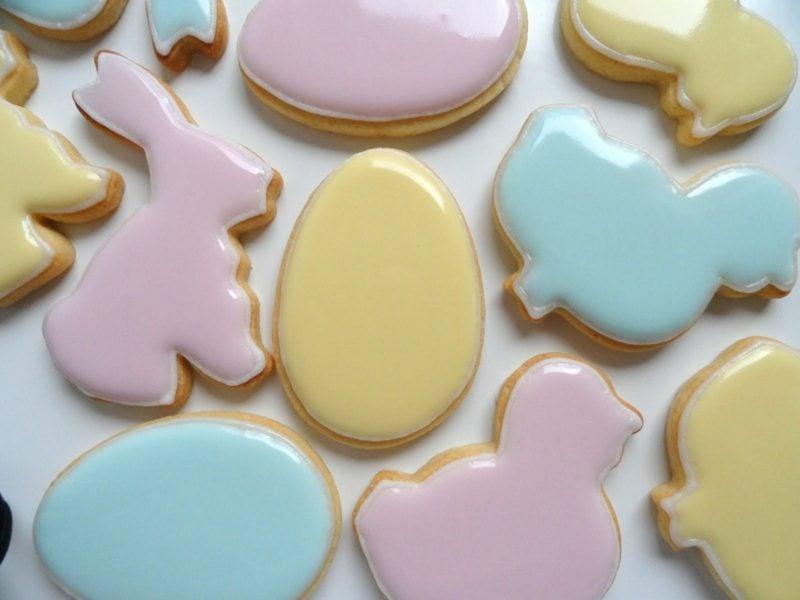 Zuckerguss machen Kekse dekorieren