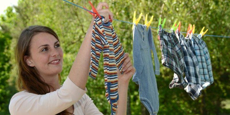 Wäschezeichen Trockner