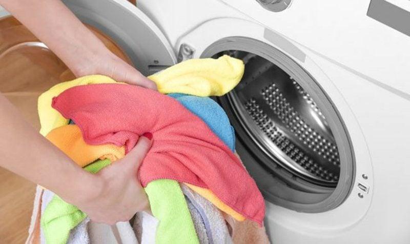 Wäscheetiketten wichtiger Auskunft