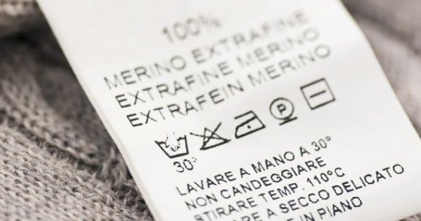 Wasch wissen kleine etikettenkunde das haus