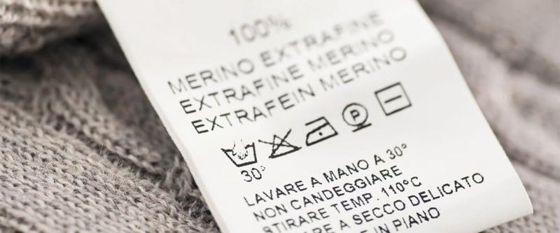 Waschmaschinen Symbole