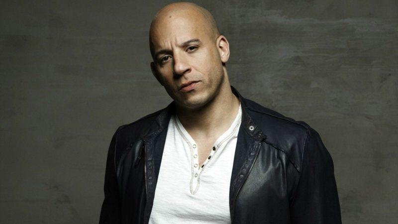 Frisurentrends 2017 Männer Vin Diesel