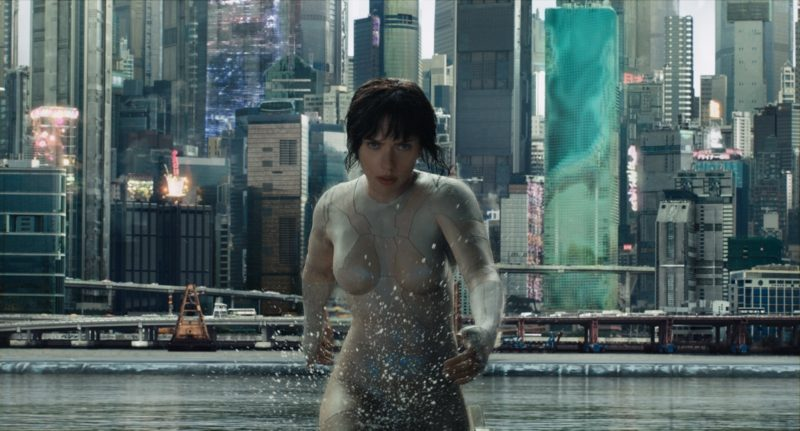 neuste Kinofime Ghost In The Shell