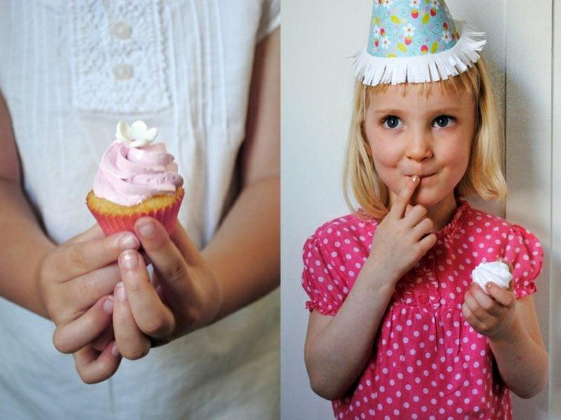 Backen für Kinder leckere Muffins