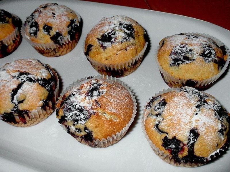 Heidelbeeren gesund Rezepte Muffins