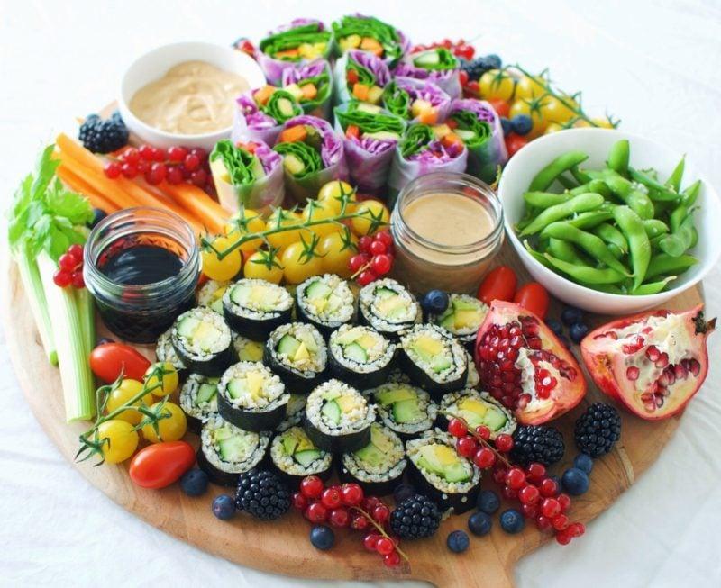 Fingerfood vegetarisch