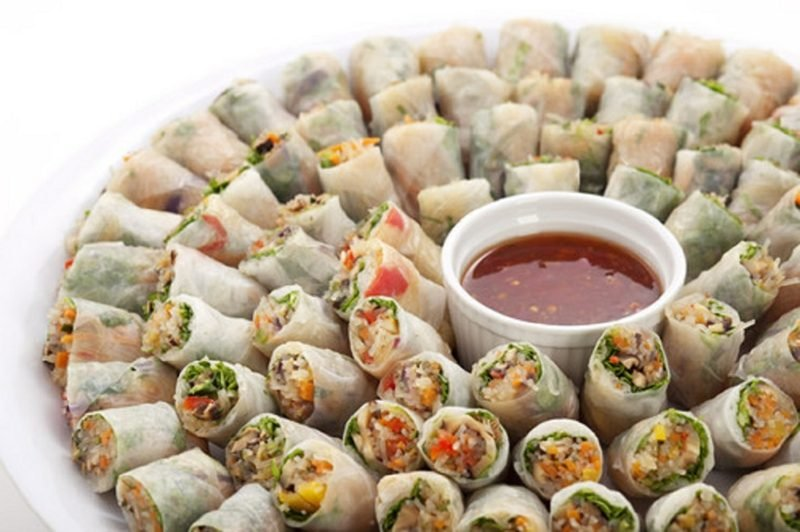 Snack Ideen Party Fingerfood