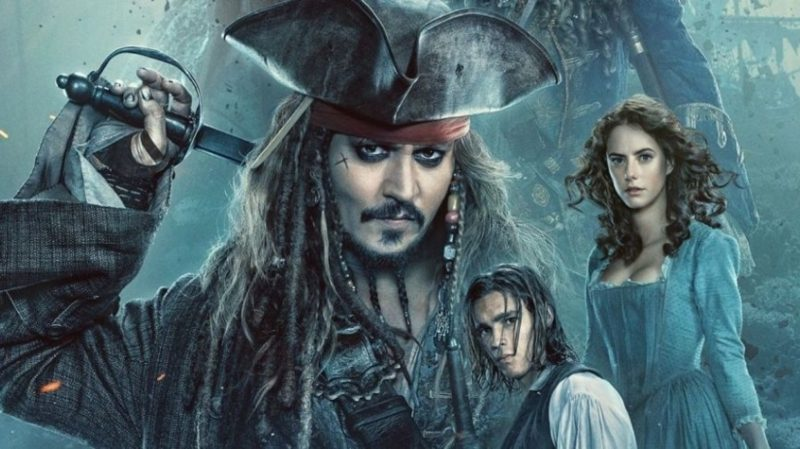 Top 10 Filme 2017 Pirates Of The Caribbean Salazars Rache