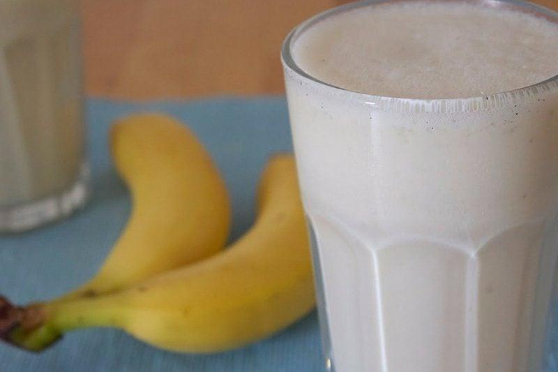 Chia Samen Kalorien Proteinshake