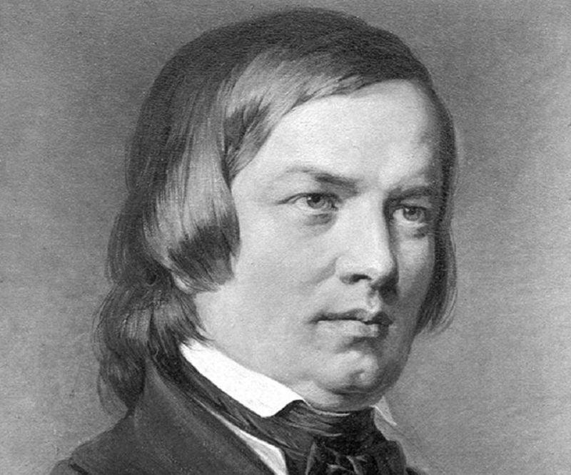 Romantik Kunst Musik Robert Schumann