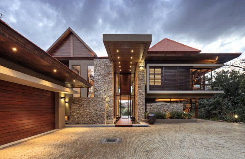 Luxushaus Südafrika