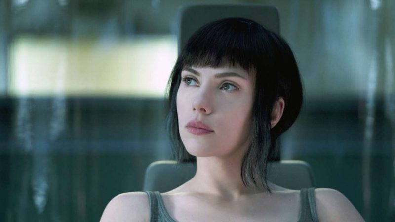 aktuelle Kinofime Ghost In The Shell mit Scarlett Johansonn