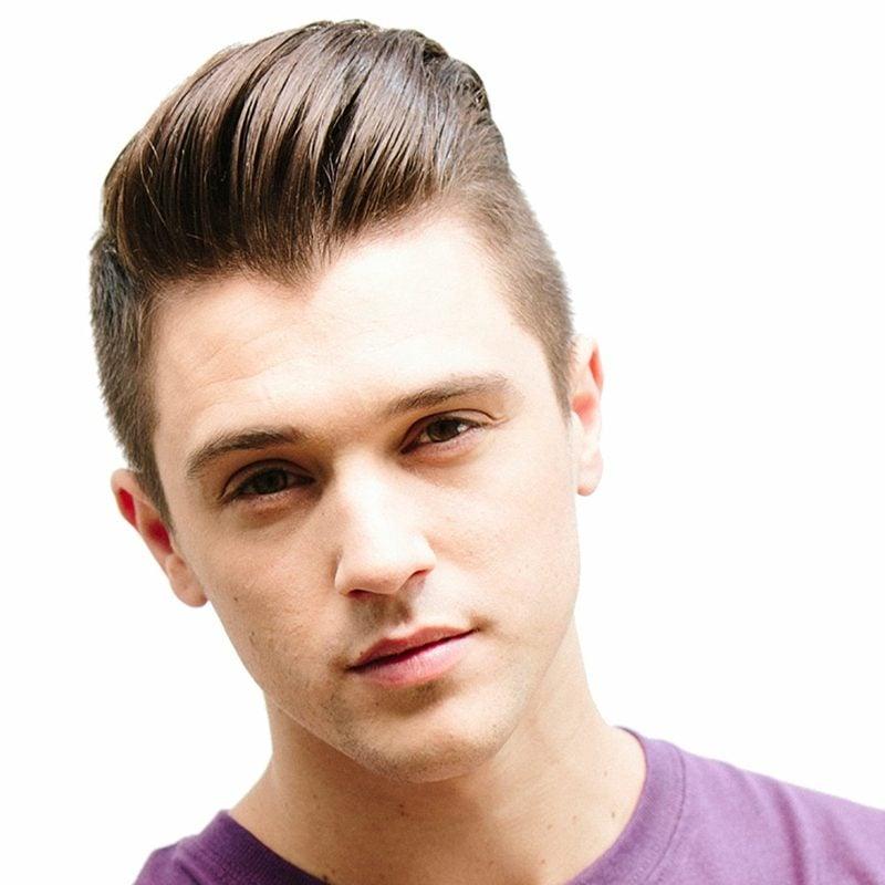 Männerfrisuren 2017 angesagt Sleek Hairstyle
