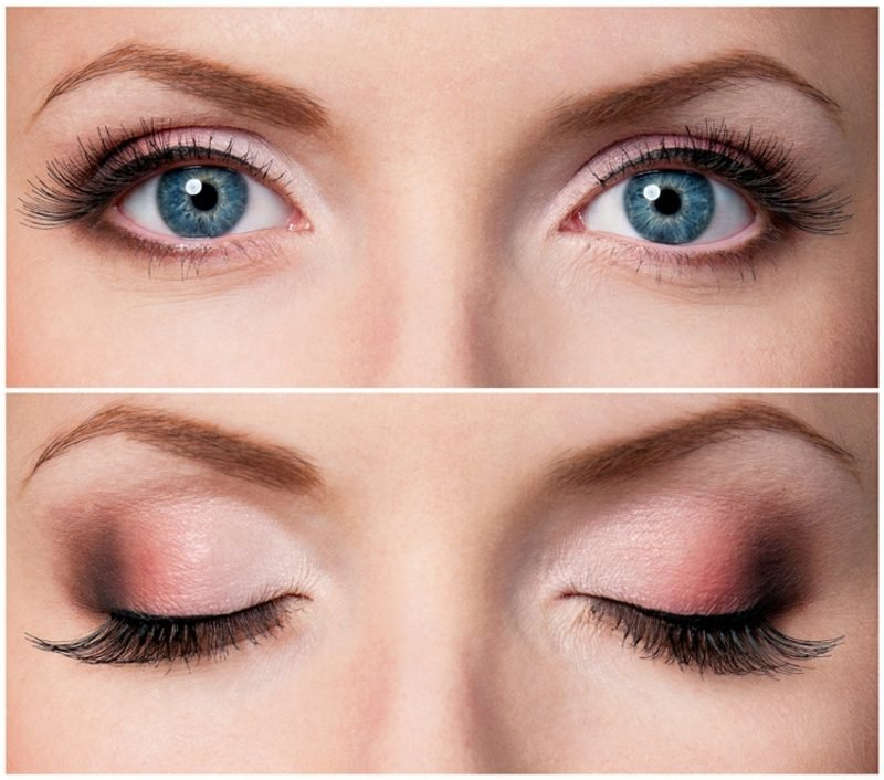 Smokey Eyes schminken Sommerlook