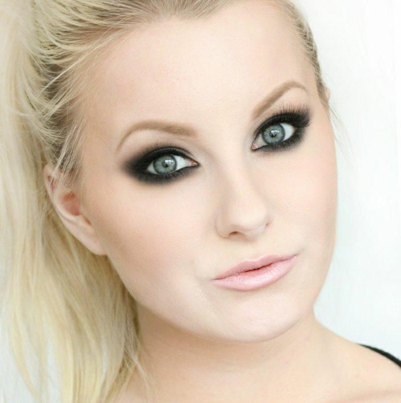 Augen richtig schminken Tipps und Tricks