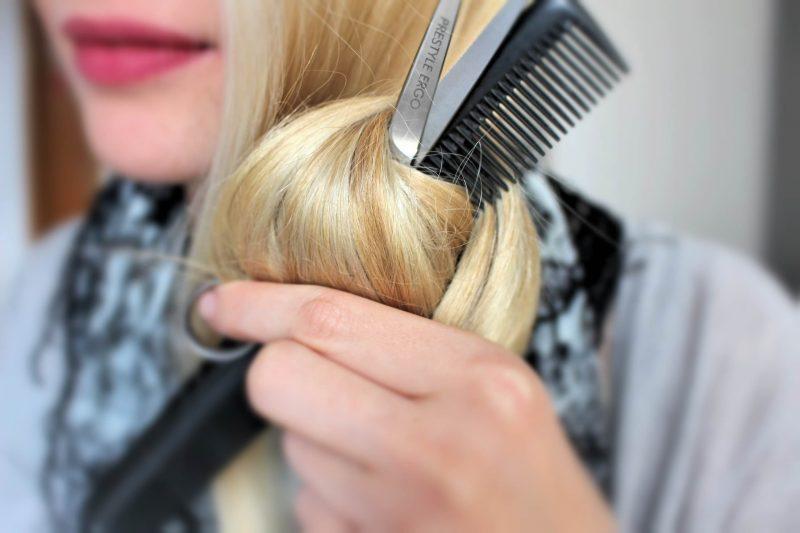 beste Haarkur gegen Spliss