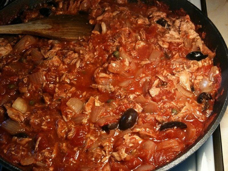 Tomatensoβe gesund Rezepte