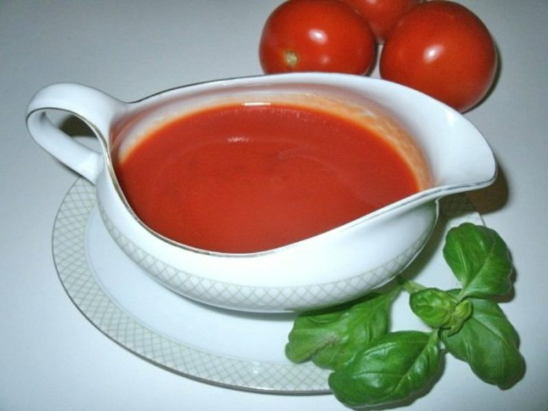 Tomatensauce Thermomix