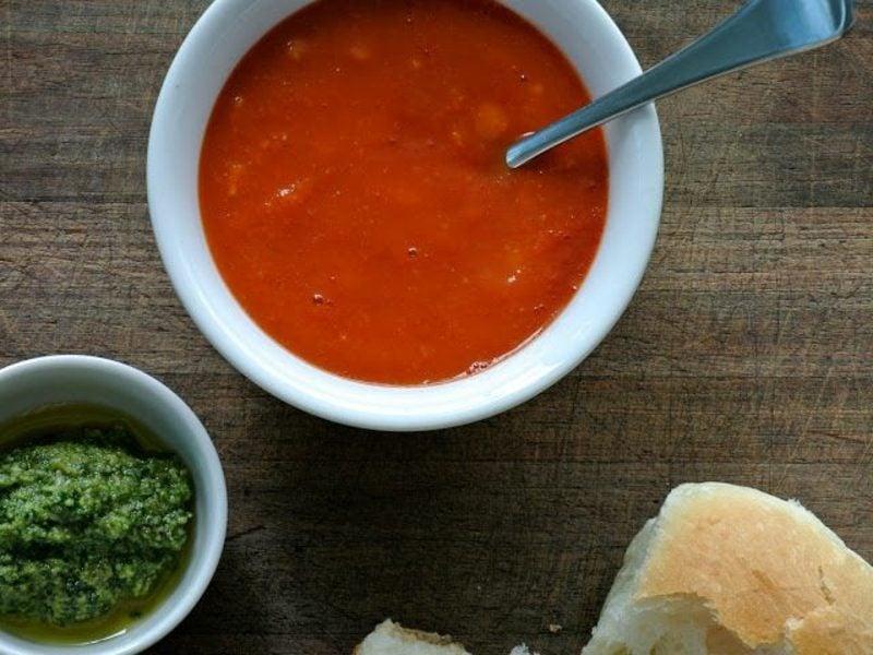 Tomatensoβe Rezept schnell