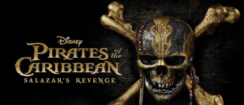 Kinofilme 2017 Pirates Of The Caribbean Salazars Rache