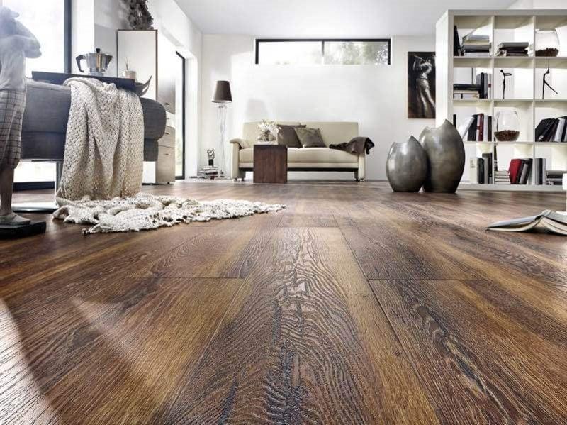 Vinylboden selbstklebend Vinylboden Holzoptik