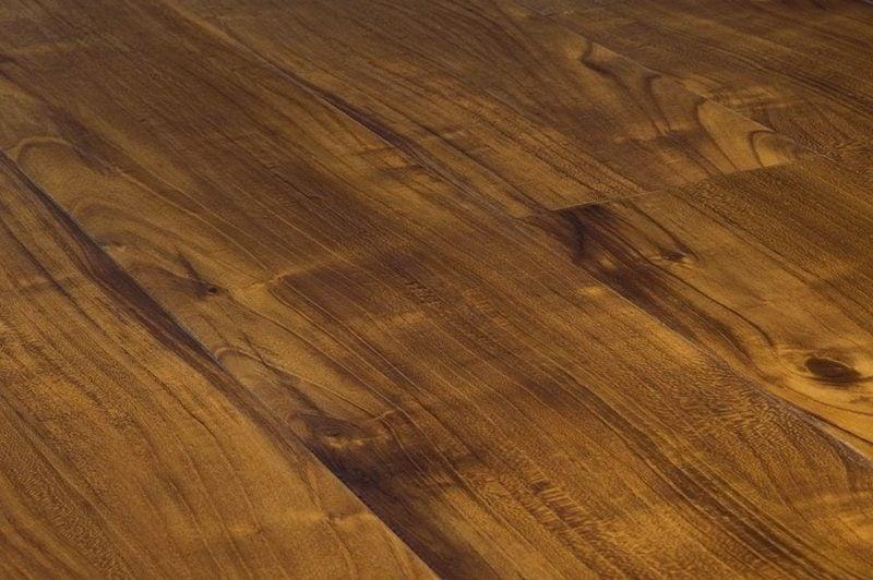 Vinylboden kleben PVc Boden Holzoptik