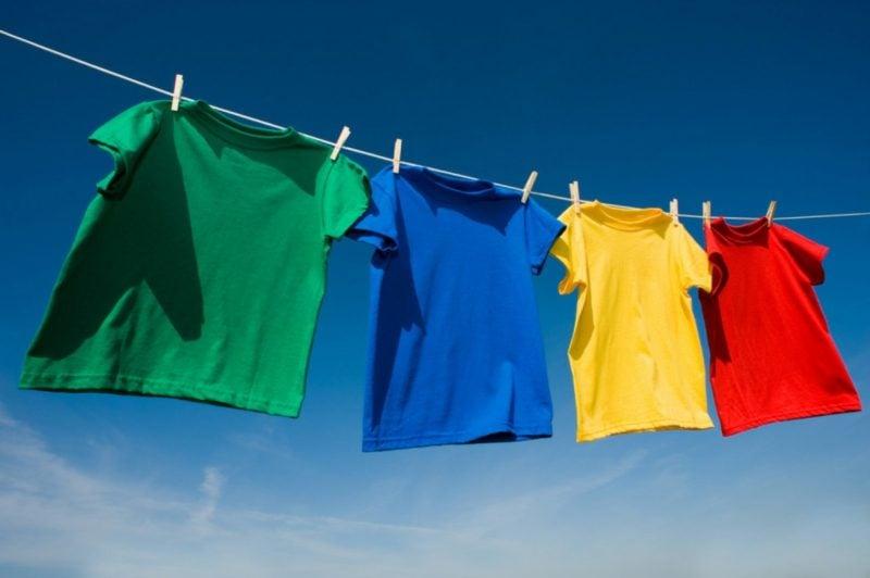 Wäscheetiketten Erklärung