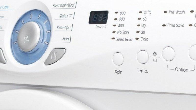 Waschmaschinen Symbole Erklärung