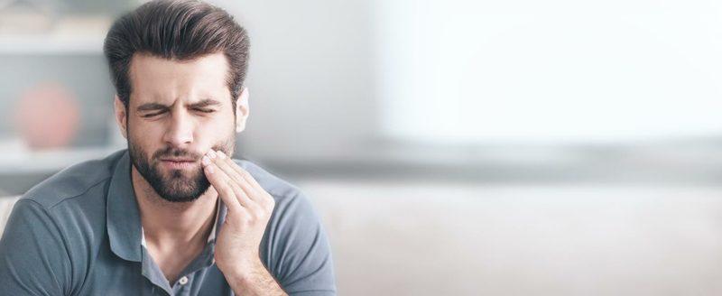 Erkältung Zahnschmerzen