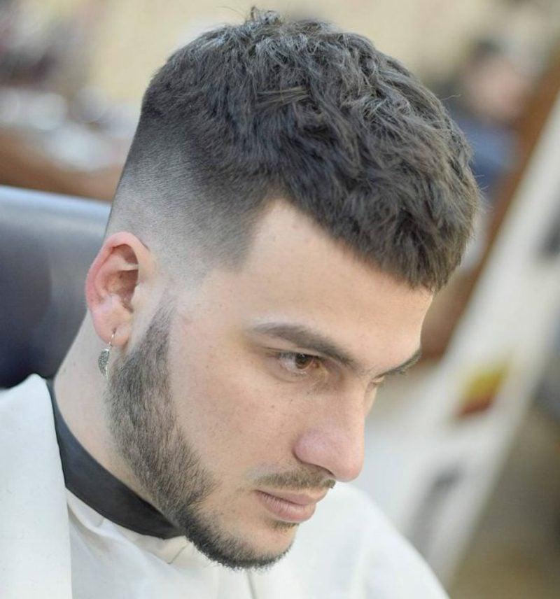 Frisuren Männer Bold Cut