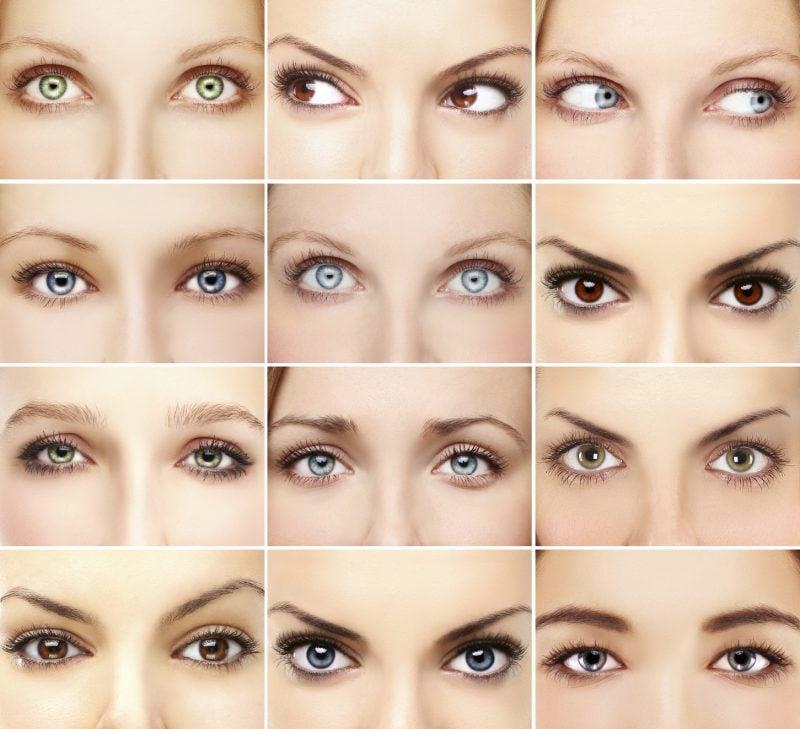 Augenformen richtig schminken