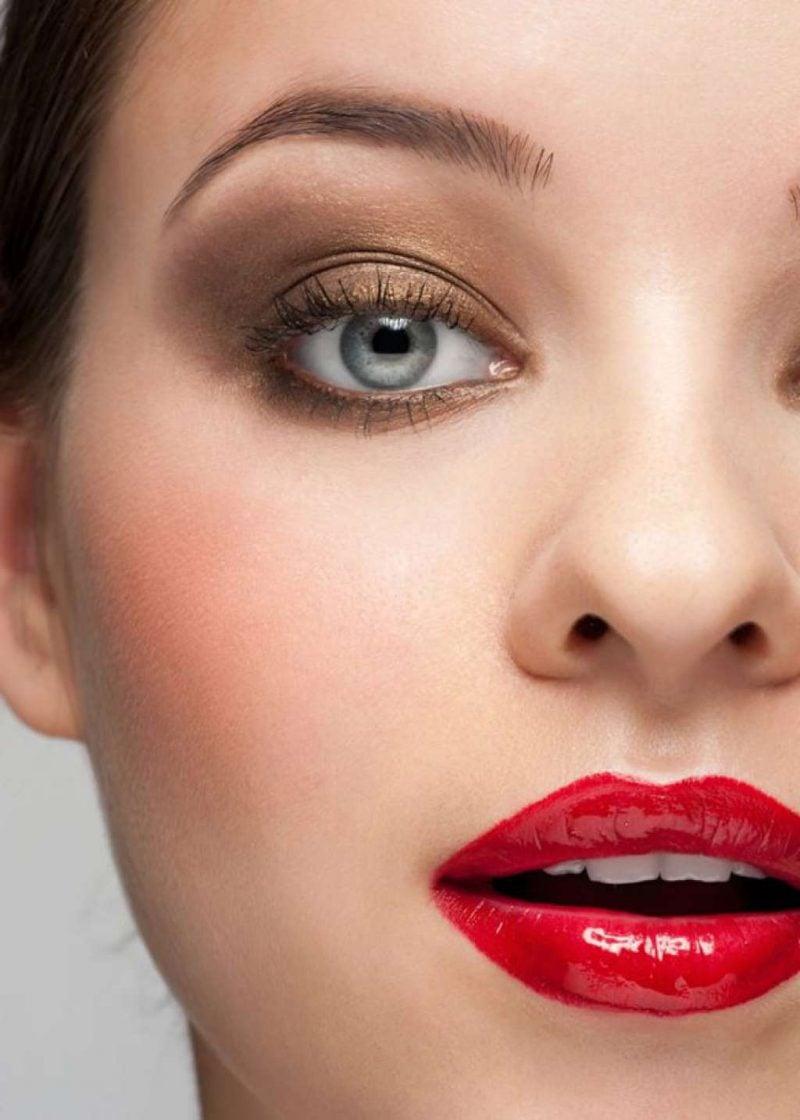 Augenformen Augen schminken
