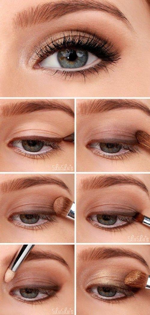 Das Richtige Augen Make Up Fur Ihre Augenformen 12 Goldene Tipps