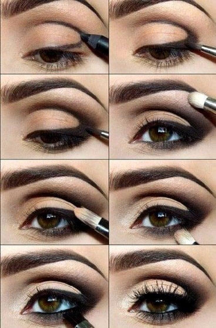 Augenformen Augen richtig schminken