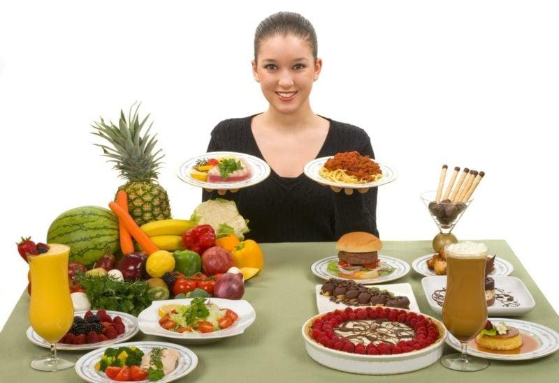 bauchspeck weg gesundes essen