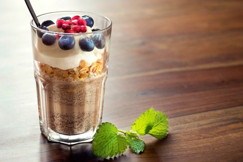 bauchspeck weg mit leckeren frühstück