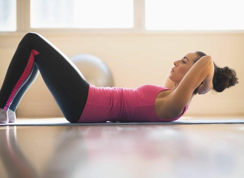 fett abbauen sportübungen