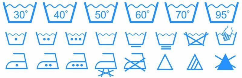 Wäscheetikette wichtig Bedeutung