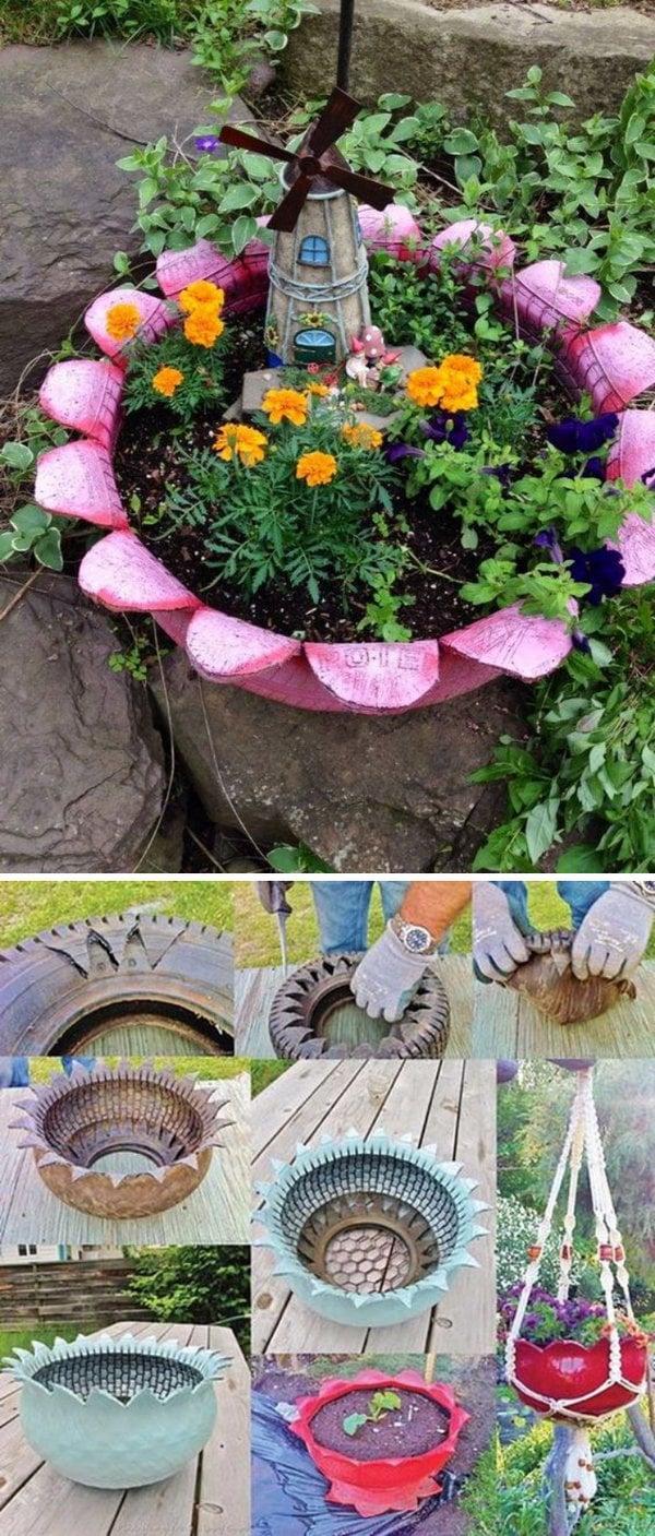 Blumentopf Selber Machen: Alte Spielzeuge Ihrem Kind Können Sich In  Einzigartige Blumentöpfe Verwalten!