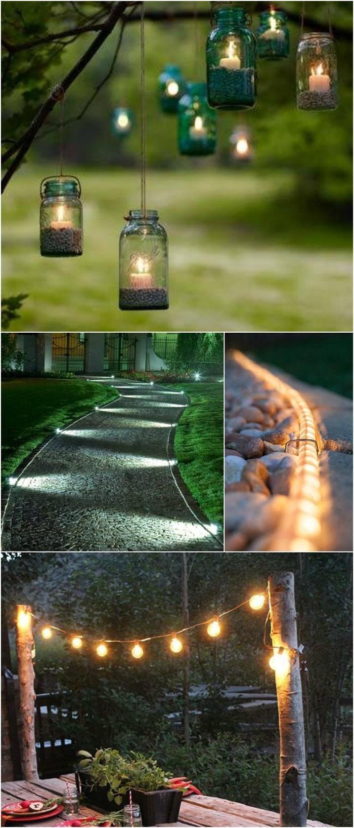 DIY Deko - Beleuchtung selber machen