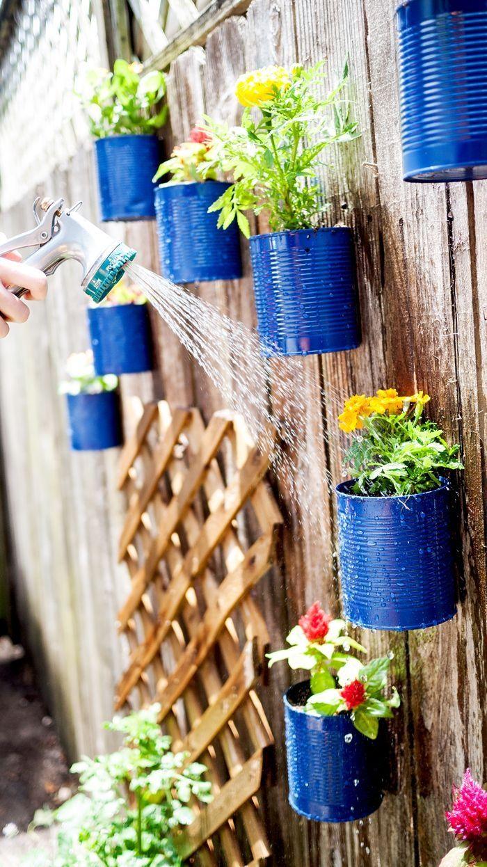 DIY Deko für den Garten - Rostdeko selber machen