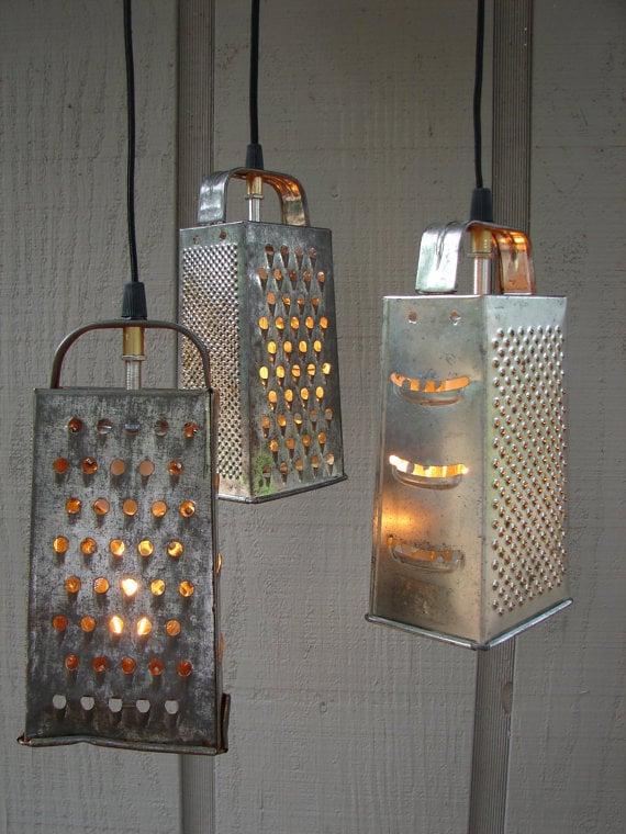 Beleuchtung im Garten DIY Deko