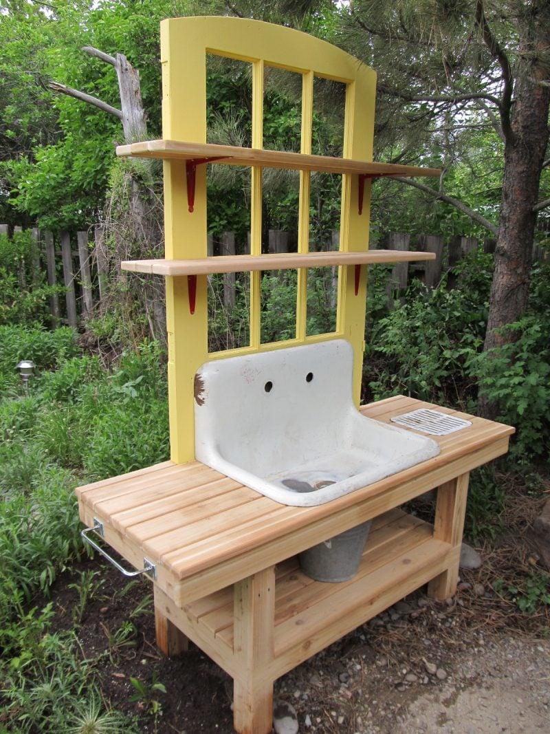 Waschbecken selber bauen