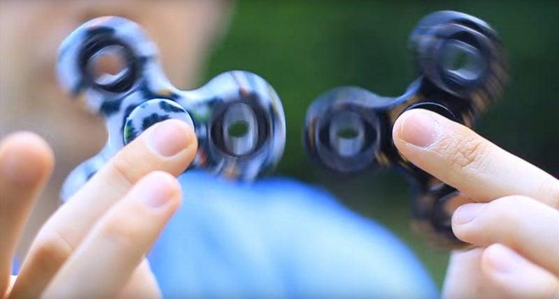 Fidget Spinner Spielzeug