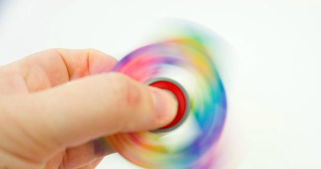 Fidget Spinner aus Papier machen