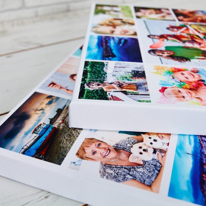 Eigenes foto auf leinwand erinnerungen in szene setzen for Leinwand dekorieren