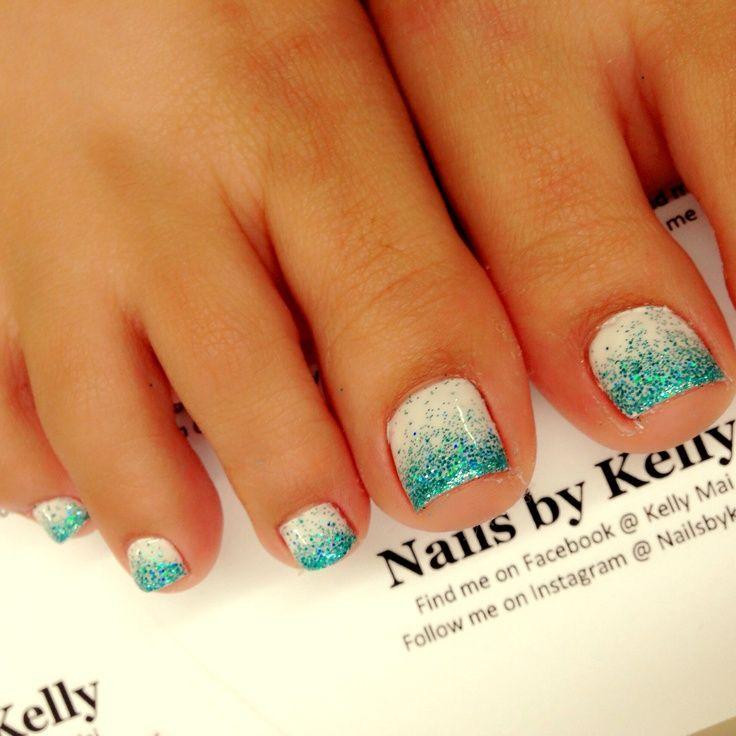 Fußnägel lackieren - 30 coole Ideen für den Sommer ...