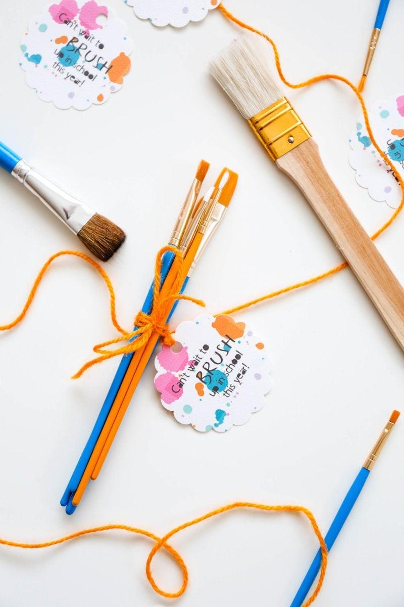 Geschenke zur Einschulung kreativ verpacken