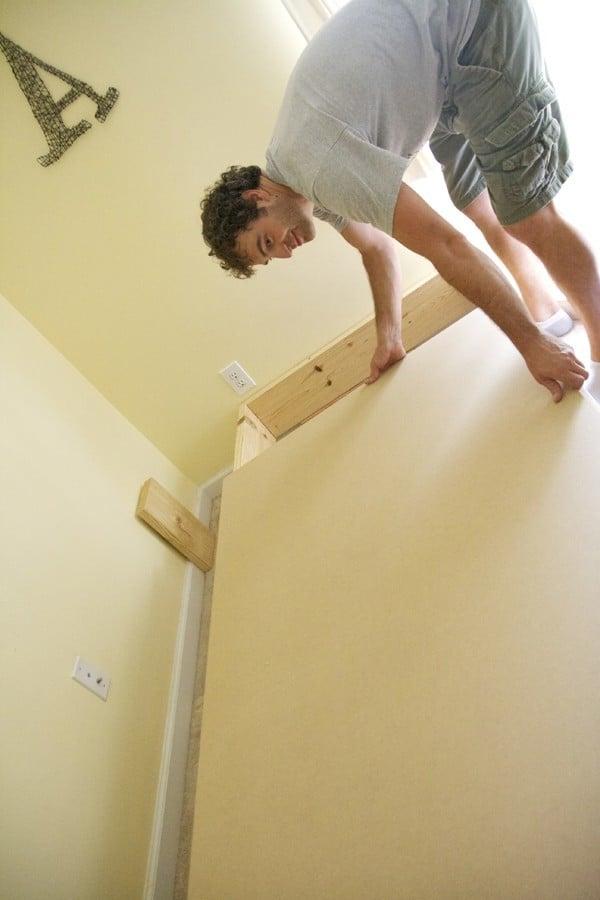 hochbett selber bauen anleitung beste bildideen zu hause. Black Bedroom Furniture Sets. Home Design Ideas